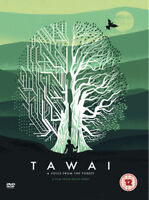 Tawai - A Voice from the Forest DVD (2018) Mark Ellam cert 12 ***NEW***
