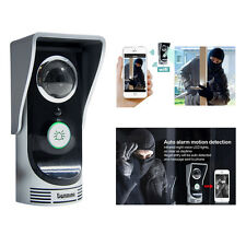 Home Security Wireless WiFi Smartphone Remote Video Camera Door Phone Doorbell