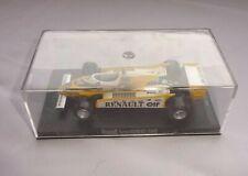 Diecast 1:43 Renault Turbo  RE20/23-1980  Rene Arnoux  MIB