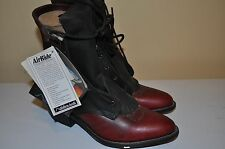 NIB ABILENE Cowboy Western Lace Up AirRide Comfort System Boots Womens 7.5