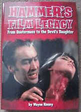 Hammer Horror - Hammer's Film Legacy Ltd. Ed. Book of Only 500 by Wayne Kinsey