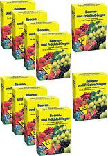 # 25kg Beerendünger & Früchtedünger,Obst,Erdbeeren,Dünger,Beeren 10x 2,5 kg