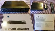 Zgemma H.2S Twin Tuner Satellite Receiver Linux MicroSD 2xUSB HDMI Dolby Digital