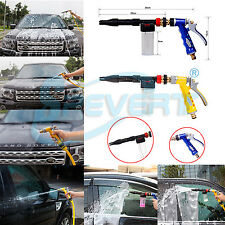 2in1 Adjustable Snow Foam Car Wash Spray Gun Lance Pressure Washer Quick Jet 100