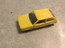 Voiture collection ford fiesta 1/43  made in spain