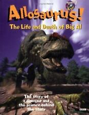 Allosaurus: The Life and Death of Big Al (Discovery Kids)-ExLibrary