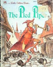 The Pied Piper (Little Golden Book) by Golden Books