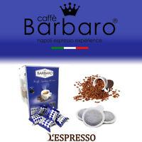 CIALDE CAFFÈ BARBARO CARTA ESE44