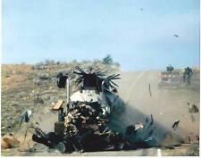 1982 ROAD WARRIOR action crash climax 8 x 10 color photo - George Miller