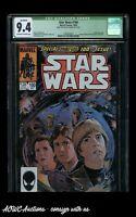 Marvel Comics - Star Wars #100 - Signed by Sam De La Rosa - CGC 9.4