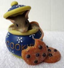 Charming Tails Hi Cookie Item 89/760 Fitz & Floyd Figurine #Kj9