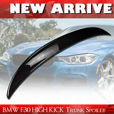SHIP FROM LA- Carbon Performance P Trunk Spoiler for BMW F30 HIGH KICK REAR WING