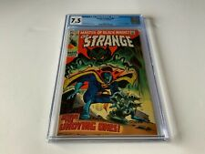 DOCTOR STRANGE 183 CGC 7.5 LAST ISSUE MARVEL COMICS 1969