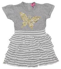 Robes gris pour fille de 3 à 4 ans