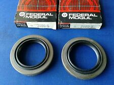 National Oil Seals Wheel Seal # 2689S Set of 2