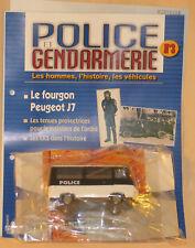 NOREV ATLAS PEUGEOT J7 POLICE ET GENDARMERIE