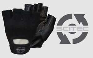 Scitec Nutrition Handschuhe Basic Schwarz