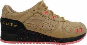 Asics Gel-Lyte III Beige/Pink Sneaker Freaker 'Tiger Snake' 1191A009-201 Men's