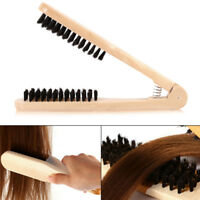 Magic Hair Salon Comb Brush Dryer Iron Straight Hairdressing Curling Care SO