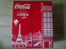 rare coffret coca cola Colette 500 exemplaires