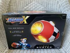Mega Man X Light Buster Full Size Replica by JAKKS Pacific (Brand New)