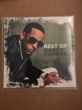 The Best of Daddy Yankee Greatest Hits Reggaeton Latin Mixtape CD Mix Mixed