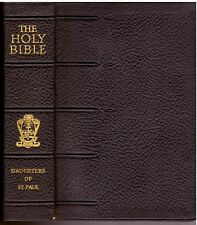 The Holy Bible: Translated from the Latin Vulgate the Old Testament Douay Versio