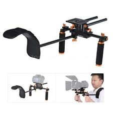 DSLR Rig Movie Kit Shoulder Rig Mount Support Pad for Camera and Camcorder T1B9