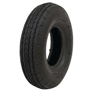 New Tire 160-001 for 2.80x2.50-4 Saw Tooth 4 Ply