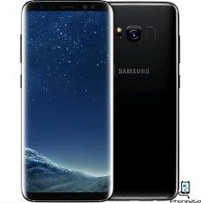 "SAMSUNG GALAXY S8 G950F 64GB 5,8"" 4G LTE BLACK GARANZIA 24 MESI NO BRAND"