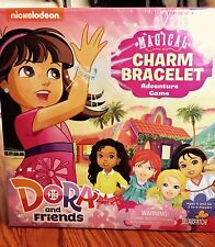 Nickelodeon Dora And Friends Magical Charm Bracelet Adventure Game Age 4+