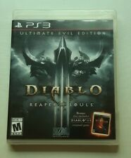 PS3 game DIABLO 3