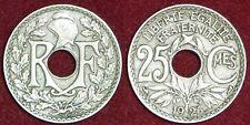 FRANCE 25 centimes 1926