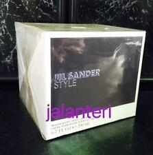 Rare! Jil Sander Style Body Cream 200ml/ 6.7 fl. oz. New Sealed Box