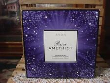 AVON RARE AMETHYST 3-PC COLLECTION GIFT SET: EAU DE PARFUM, SHOWER GEL & LOTION