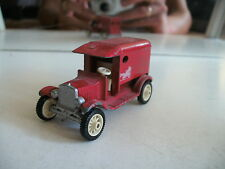 """Efsi T-ford 1919 Promo """"Lips Autotron Drunen"""" in Red"""
