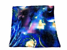 UNIQUE MENS ABSTRACT GALAXY HANDKERCHIEF / POCKET SQUARE BRAND NEW (A16)