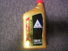 Honda HP4 Hi-Performance 4-Stroke Motorcycle Oil, SAE 10W-40 SJ