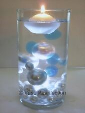 2 Submersible LED White Tea Light - Waterproof