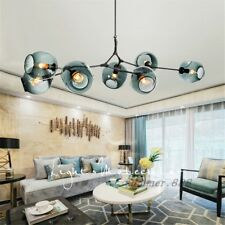 LED Modern Nordic Ceiling Lights Molecular Glass Pendant Light Chandeliers Lamp
