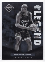 2012 Shaquille O Neal 86/299 Panini Limited Legend