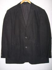 M  Leinen-Sakko  Größe 26  schwarz   Einreiher  Zweiknopf   Sakko