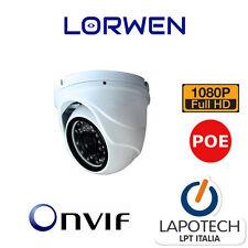IP TELECAMERA ONVIF DOME POE  WP5724VT TELECAMERA 3MP 3MPX 3 MPX ESTERNO SECURTY