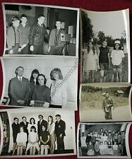 Farmington Maine Lot Of 6 Vintage Photos By Mickey McGuire/Unidentified People