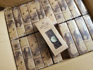 Job lot, wholesale 20 Hippie chic watch tan, new still in box. RRP £120 per box