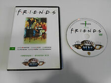 FRIENDS SERIE TV DVD TEMPORADA SEASON 1 CAPITULOS 16-18 CASTELLANO ENGLISH