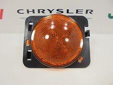 07-17 Jeep Wrangler New Side Marker Lamp Amber Left Side Mopar Factory Oem