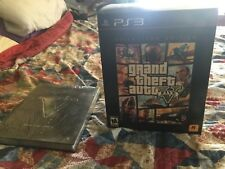 Grand Theft Auto V - Collector's Edition + LE Hardcover Strategy Guide PS3