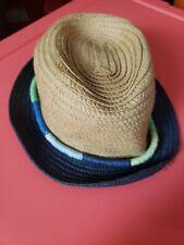 Baby Toddler Straw Boy Girk Hat XS/S Unisex 1T-2T