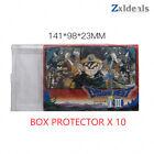 Box Protector Famicom Nintendo Games CIB Custom Made Clear Plastic Case